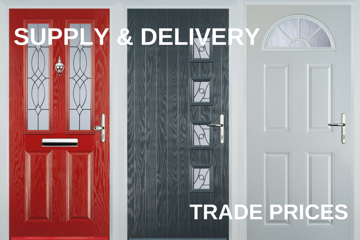 Cheap UK Front Doors | Composite Front Doors