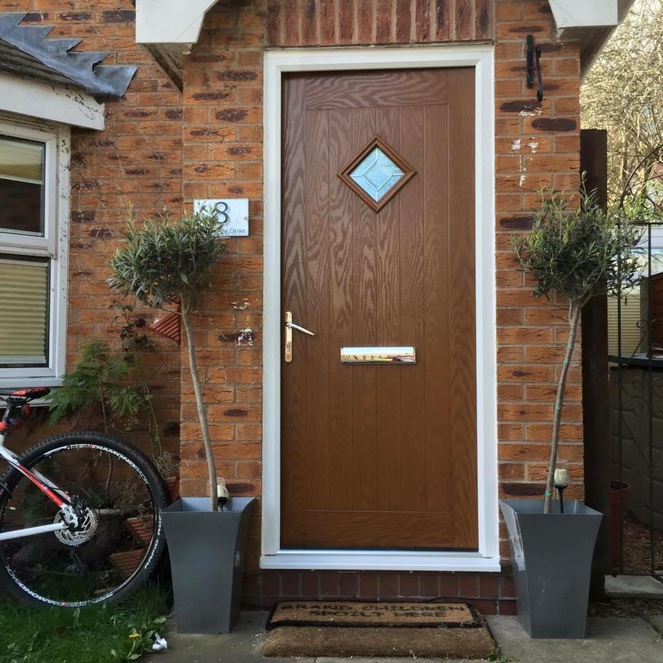 Cheap UK Front Doors | Composite Front Doors